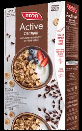 Active שוקולד חלב