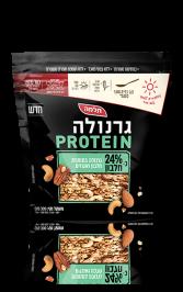 גרנולה Protein אגוזים